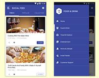 Social Feed App