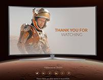 Martian UI Graphics