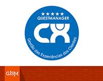 Selo CX - Avaliação de experiência dos clientes