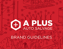 A Plus Auto Salvage Identity