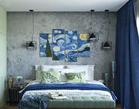 B9 Vilnius Bedroom