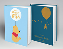 Winnie The Pooh Book Covers