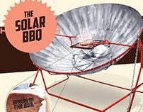 THE SOLAR BBQ