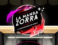 Virgin Mobile / Aniversario