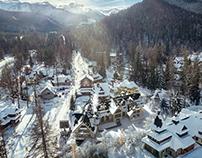 Hotel in Tatra Mountains