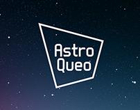 Astro Queo - Complete Branding