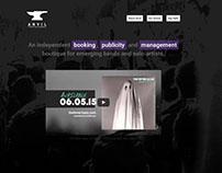 Anvil PR Website