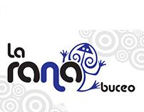 La Rana Buceo Website