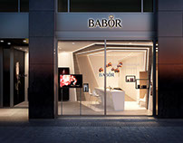 BABOR Flagshipstore I Berlin - Full CGI by sooii