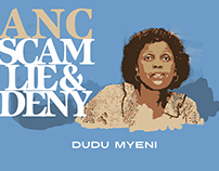 Dudu Myeni claims she can't fly - Editorial Illie