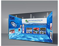 Lihini Seafoods - Exhibition Stall Designs
