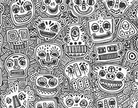 Character pattern