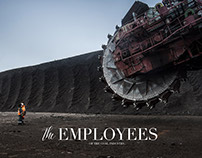 The employees of the coal industry