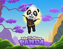 My Talking Panda - Virtual Pet Game