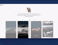 3 Elements Design website