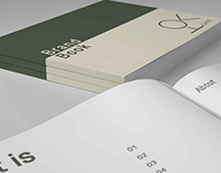 OK CAFE / Brand book