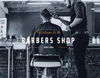 The Core Theme - Barbers Shop Version