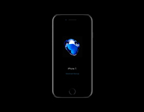 iPhone 7 Mockup - Free Psd