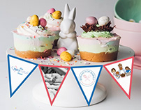 Baking for Babies // Branding & Print Collateral