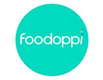 Foodoppi Brand Identity