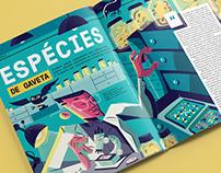 Espécies de Gaveta | SUPERINTERESSANTE Ed. 406