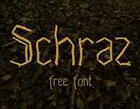 Schraz - Free Font