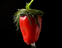 Vegetables have character