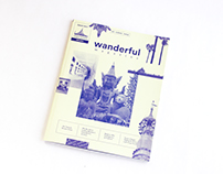 wanderful magazine