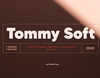 MADE Tommy Soft | Font