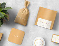 Anasa Wellness Resort: Brand & Visual Identity Design