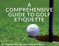 A Comprehensive Guide to Golf Etiquette