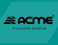 ACME – Produzimos Eficiência