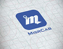 MisrCab - Booking App identity