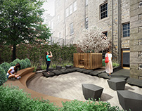 RIAS Competition - Serenity Garden