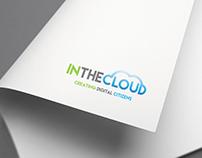 In the cloud - logo design