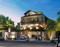 Viet Nam villa