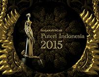 MAHADJAWA Puteri Indonesia 2015