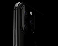 APPLE iPhone XI Max Concept Phone