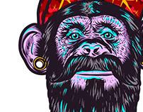 "Chimpanzee ""Renovector"""