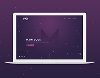 A Creative Web Studio - Main Code