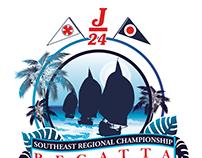 EAU GALLIE Yacht Club Regatta Race Shirt Design 2015