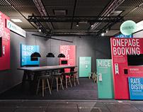 HotelNetSolutions – Trade Show Stand Design