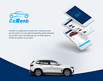 Car Rent | user app