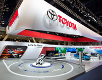 Toyota at the International CES