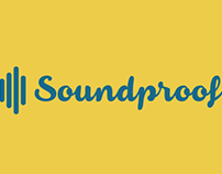 Soundproof Website Wireframe