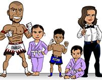 Fighter Family
