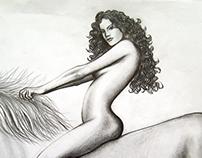 Pencil Drawings 2001