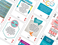 Web Design Playing Cards