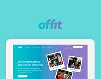 Offit - Web app