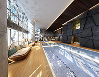 SPA & GYM - Suzhou Hotel